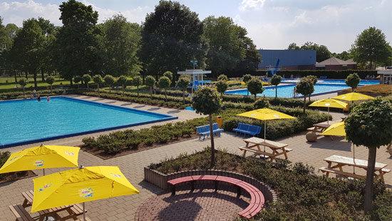 zwembaden Eurobad Maasbracht